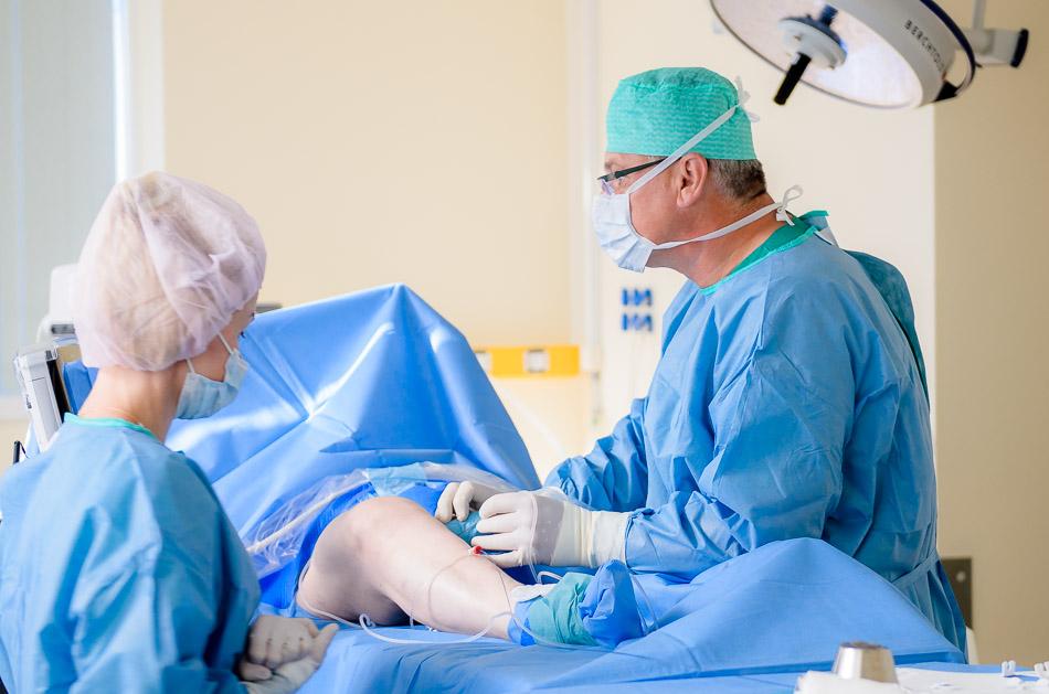 varpos venų operacija