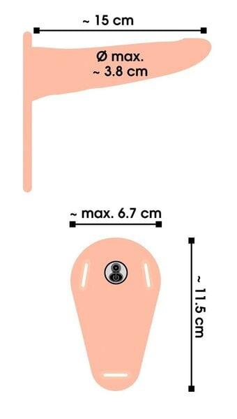 penio dydis 12 metu norma
