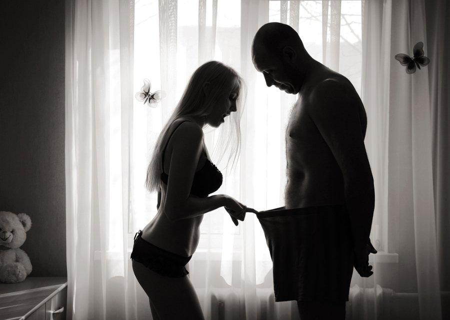 sekso nario ilgis arba storis