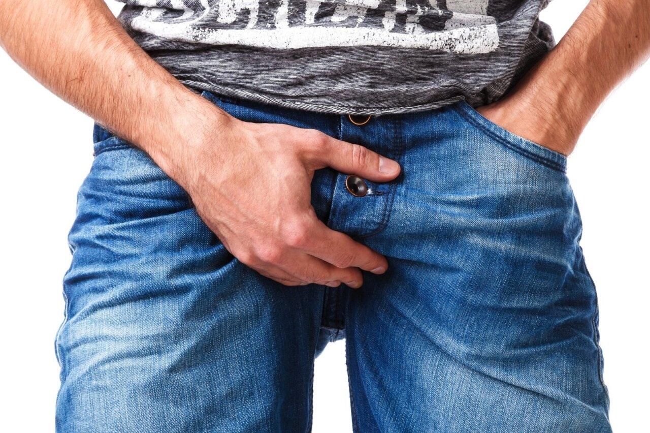vyrų varpos problema
